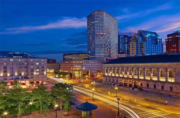 วิธีจองที่พัก โรงแรมบอสตัน ในอเมริกา